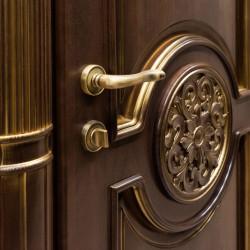 Դռներ - Հաճարի փայտ 2