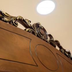 Ննջասենյակի կահույք - Հաճարի փայտ